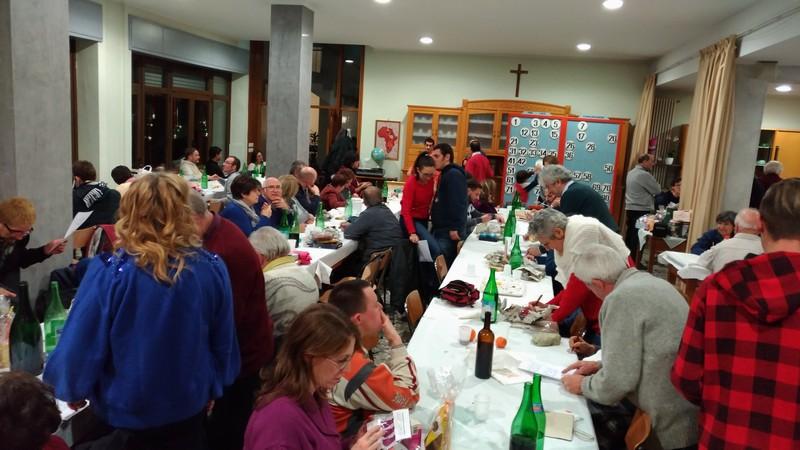 Cena di Natale da Suor Celeste 2016